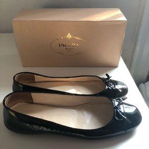 Prada Ballet Flats